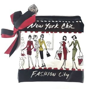 BRIGHTON Fashion City New York Chic Diva Pouch